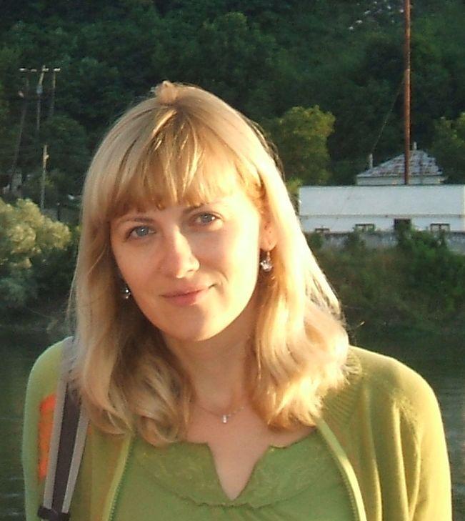 Ольга Черницкая, русскоязычный гид